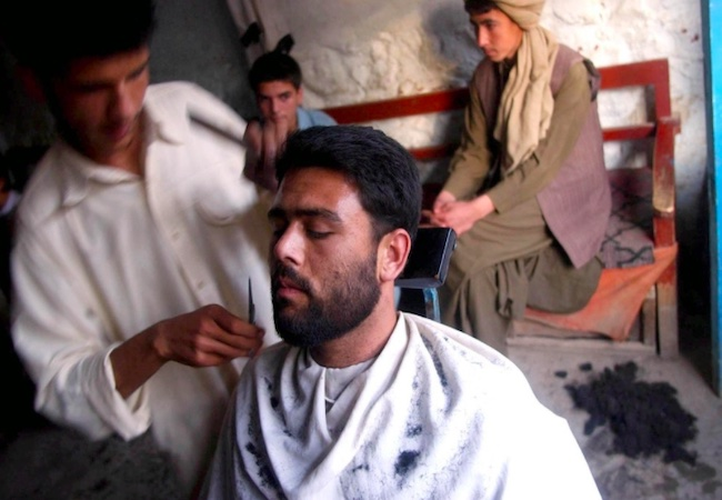 """Taliban issue """"no-shave or trimming beards"""" order to barbers in Afghan province"""