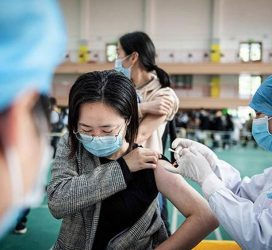 China has fully vaccinated more than 1 billion people against Covid-19