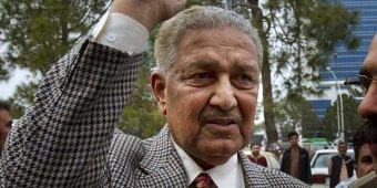 Father of Pakistan's nuclear programme AQ Khan passes away aged 85