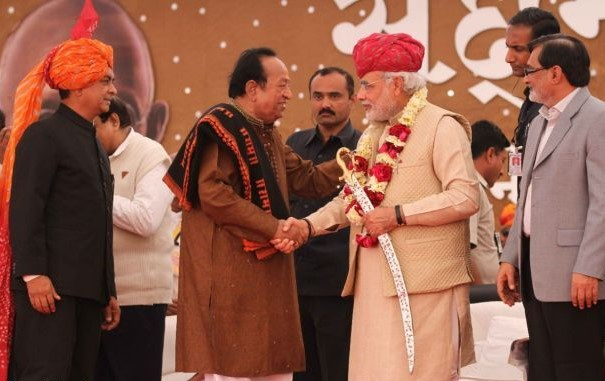 """PM Modi condoles Arvind Trivedi's demise: """"His work will be remembered for generations"""""""