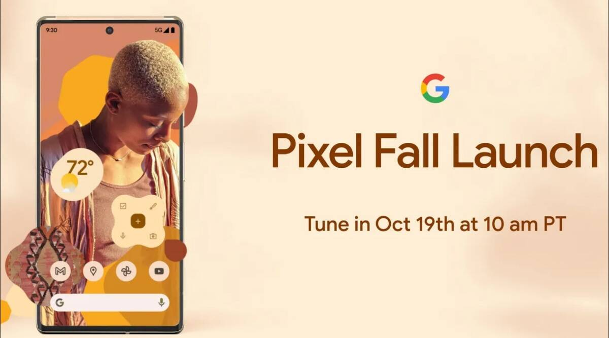 Google Pixel 6 set to launch on October 19: Check specs, features and more