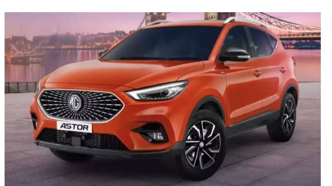 MG Motor India launches its mid-size SUV Astor, starting at INR 9.78 lakhs