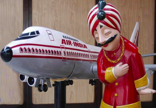 Tata Sons makes winning bid of Rs 18,000 cr for debt laden Air India: Govt
