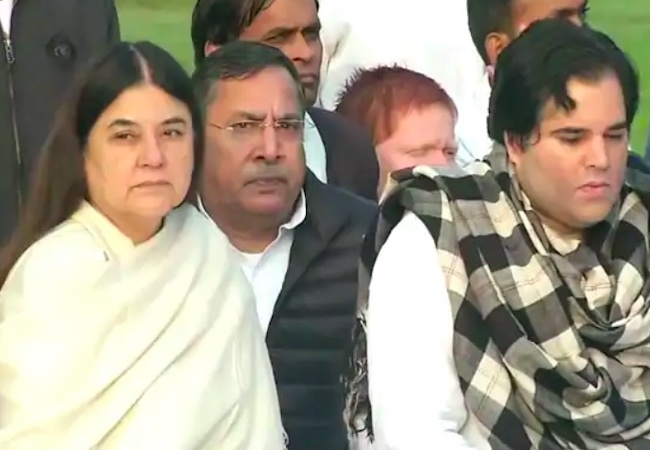 BJP drops Varun Gandhi from party's national executive after his tweets on farmers run over