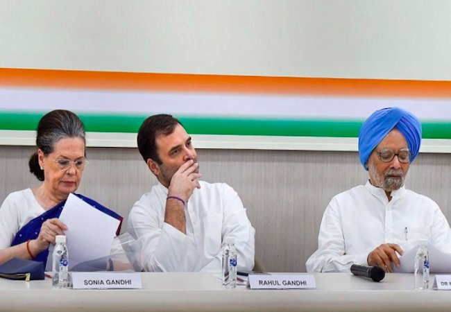Congress top leaders to hold talks over new party chief on Oct 16