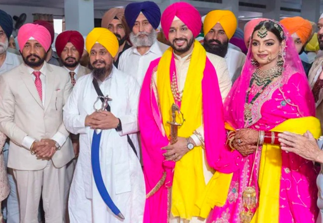'Drunk cops, touched minister's feet': Letter lists security lapses at Channi's Son's wedding