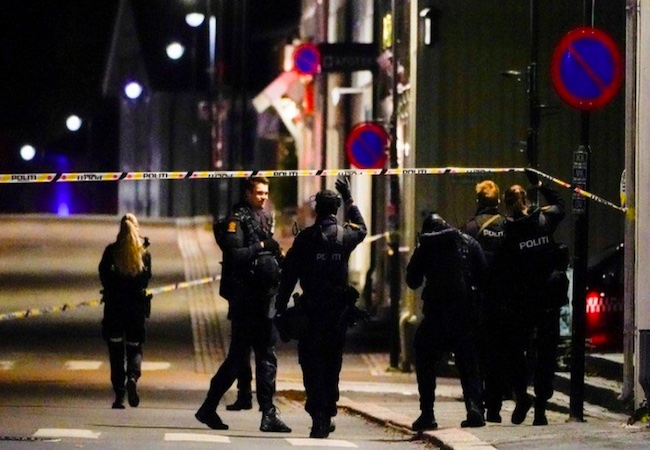 Norway Bow-and-arrow attack: Five dead, attacker grilled overnight by Police