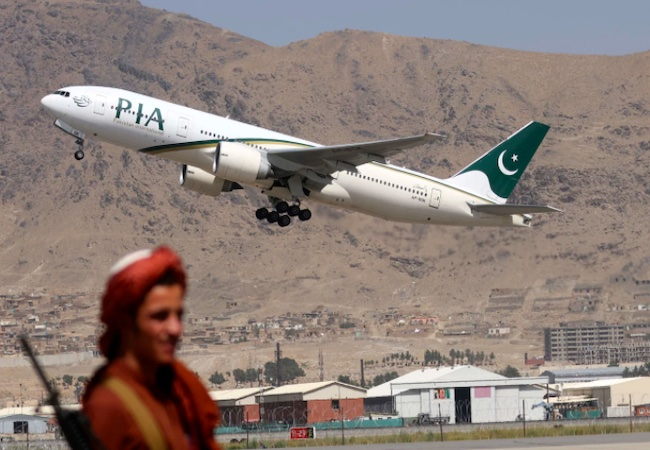 Pak airline suspends flights from Kabul, cites Taliban's 'heavy-handedness'