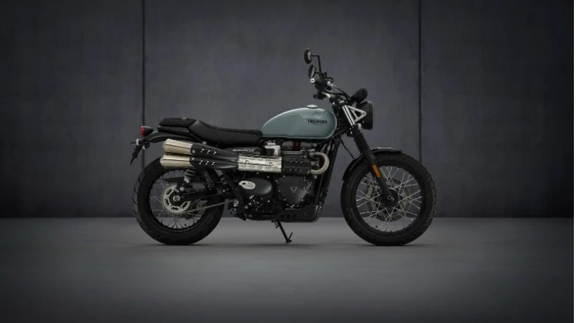Triumph Street Scrambler to be launched on October 12, 2021; Check features